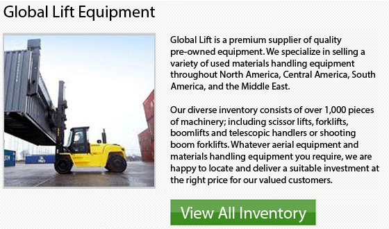 Used Forklifts Wisconsin - Large Selection of Brands for various types of Equipment